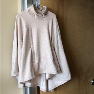 UGG Jackets & Coats - Ugg Sweatshirt Cape - Size M/L